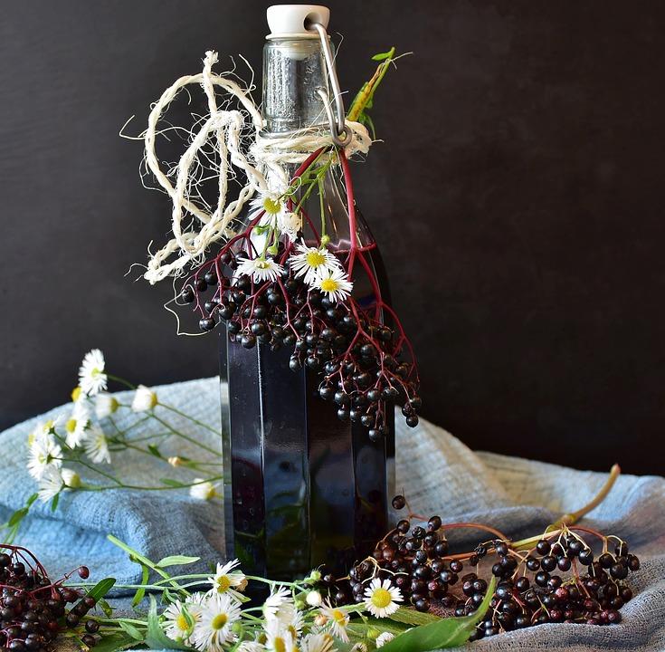 Holunderwein selbst gemacht