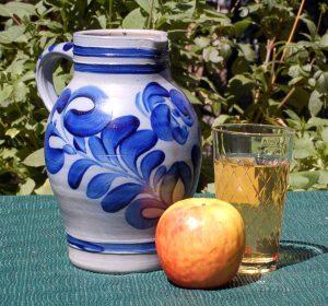 Apfelwein selber herstellen